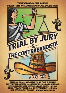 TrialContra Poster